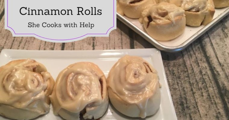 Quick, Easy and Delicious Homemade Cinnamon Rolls